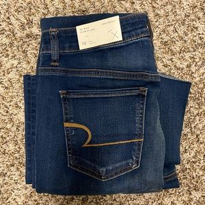 Brand new with tags AE Flare jeans - 10 long